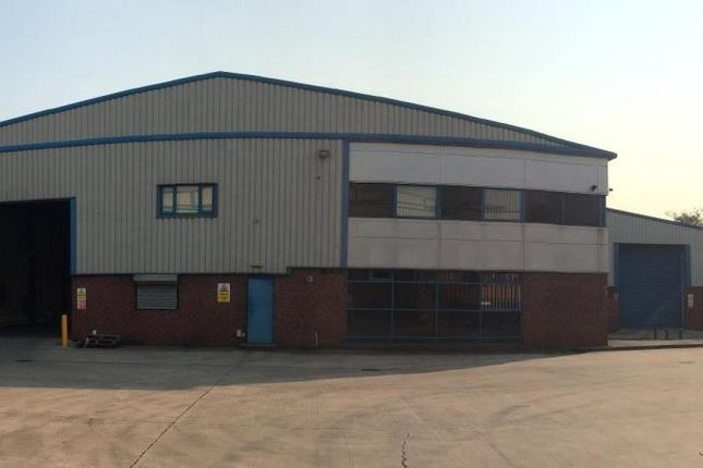 Industrial for sale in 4 Huntsman Drive, Northbank Industrial Estate, Irlam, Manchester