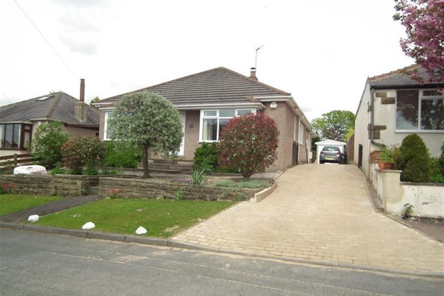 Thumbnail Detached bungalow to rent in Belmont Grove, Rawdon, Leeds