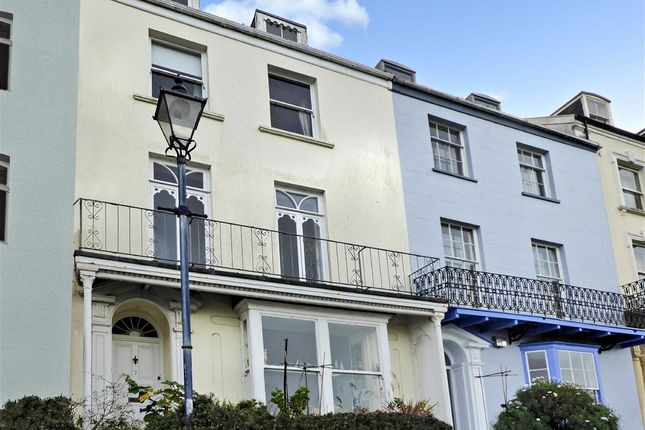 Thumbnail Terraced house for sale in Montpelier Terrace, Ilfracombe