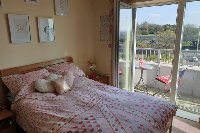Bedroom of Cleves Court, Station Lane, Pitsea SS13