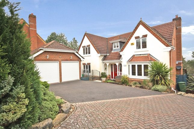 Thumbnail Detached house for sale in Johnson View, Whiteley, Fareham