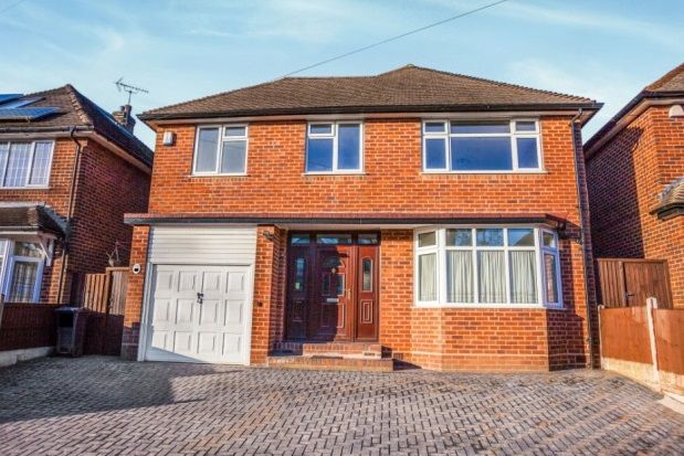 Thumbnail Property to rent in St. Peters Road, Harborne, Birmingham