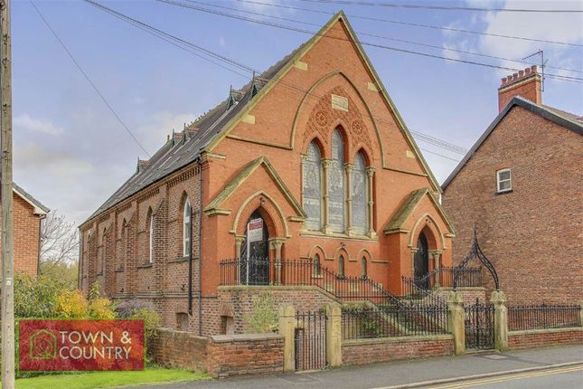 Thumbnail Flat to rent in St Johns Church, Deeside, Flintshire