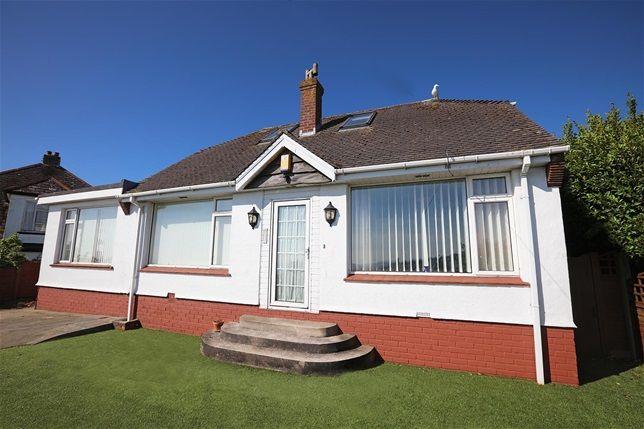 Thumbnail Detached bungalow for sale in Marldon Road, Paignton