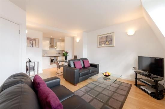 Thumbnail Flat to rent in Bow Lane, London