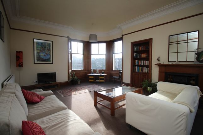Thumbnail Flat to rent in Barclay Terrace, Marchmont, Edinburgh