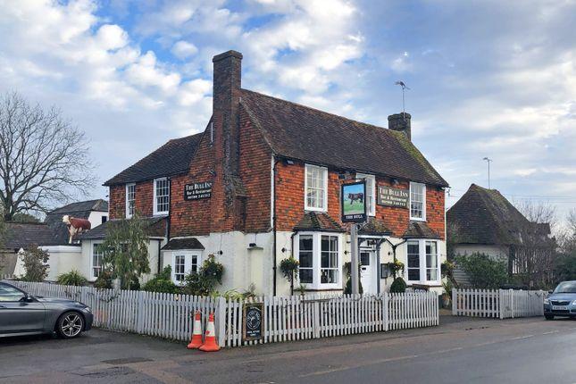 Thumbnail Pub/bar for sale in Cranbrook, Kent