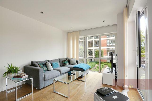 Thumbnail Flat to rent in Belgravia House, Dickens Yard, Ealing