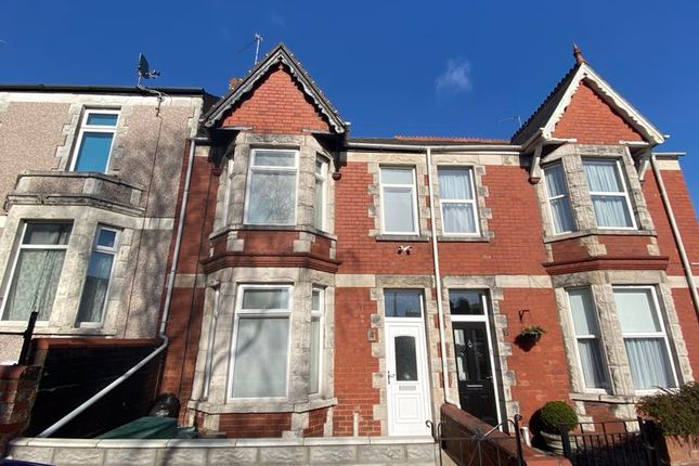 Thumbnail Terraced house for sale in Hilda Street, Barry