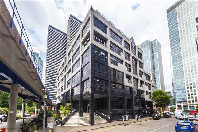 Thumbnail Office for sale in Suite 27, Beaufort Court, Admirals Way, Canary Wharf, London