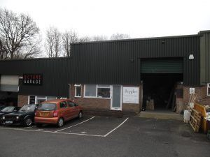 Thumbnail Light industrial to let in Crowborough Hill, Crowborough