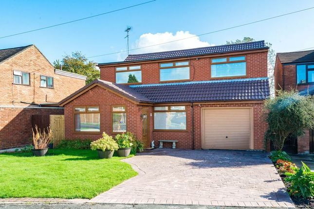 Thumbnail Detached house for sale in Westhaven Crescent, Aughton, Ormskirk