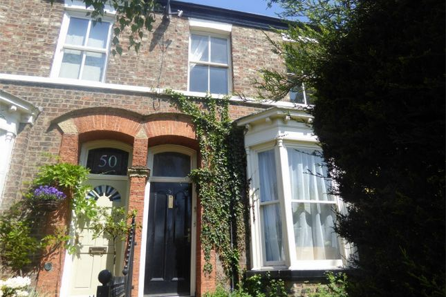 Thumbnail Terraced house for sale in Nunnery Lane, York
