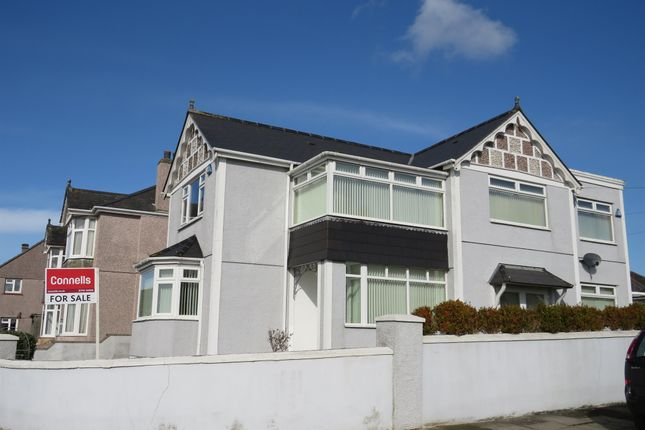 Thumbnail Detached house for sale in Row Lane, Plymouth