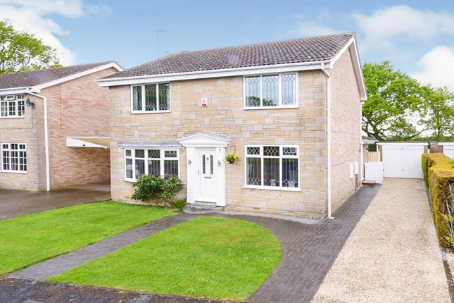 Thumbnail Detached house for sale in Dike Ray Close, Haxby, York