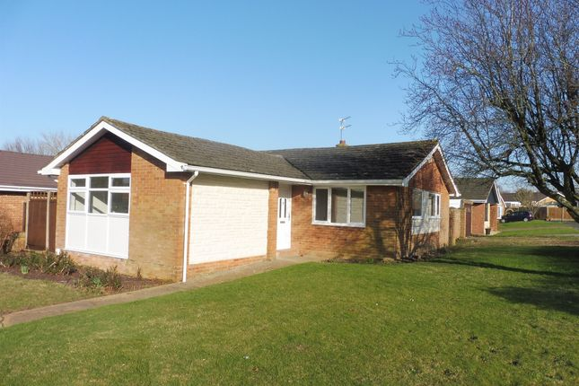 Thumbnail Detached bungalow for sale in The Florins, Purbrook, Waterlooville