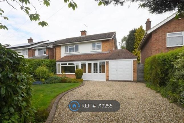 Thumbnail Detached house to rent in Captains Lane, Barton Under Needwood, Burton-On-Trent