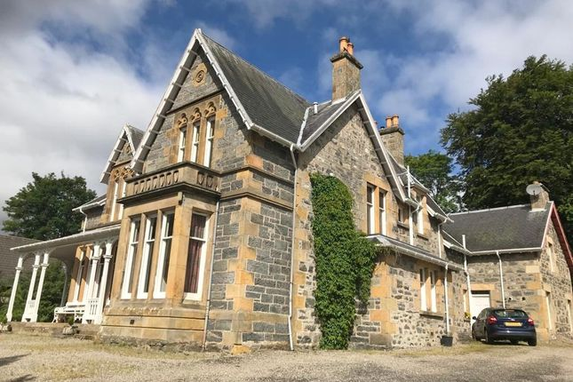 Thumbnail Hotel/guest house for sale in Auld Alliance Guest House, Self-Catering And Restaurant, East Terrace, Kingussie