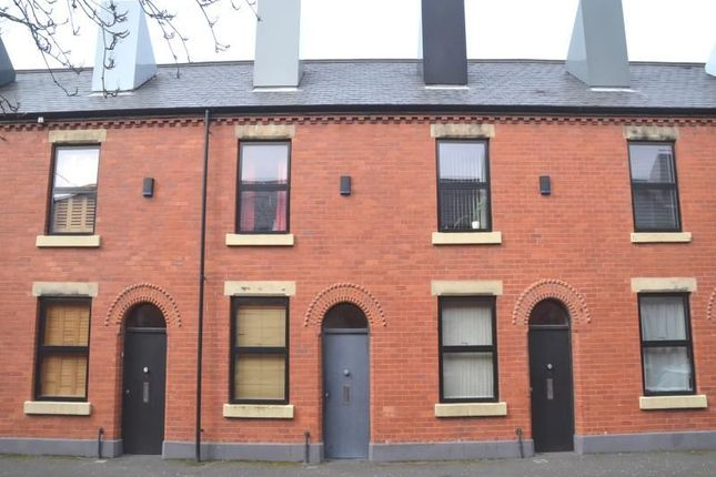 Thumbnail Property to rent in Reservoir Street, Salford