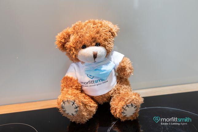 Smiffy Bear of Stone Street, Mosborough, Sheffield S20