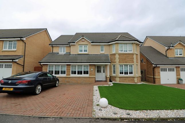 Thumbnail Detached house for sale in Dunlop Wynd, Stepps