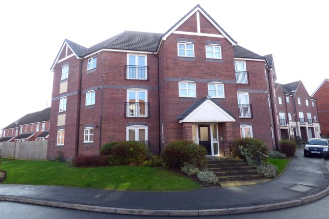 Thumbnail Flat for sale in Girton Way, Mickleover, Derby