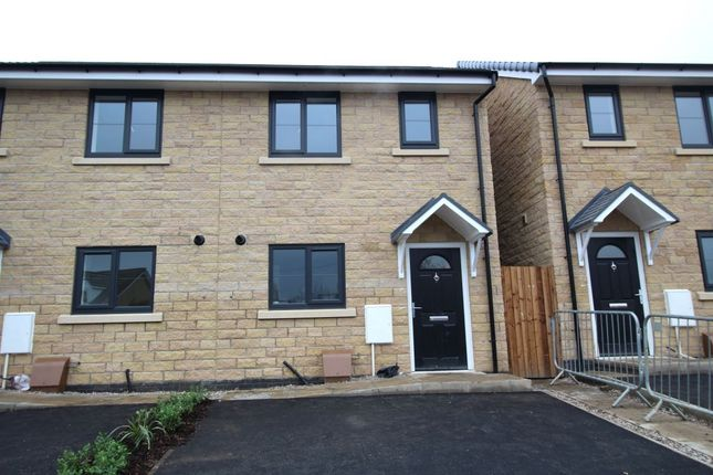 Thumbnail Semi-detached house for sale in Priory Chase, Nelson