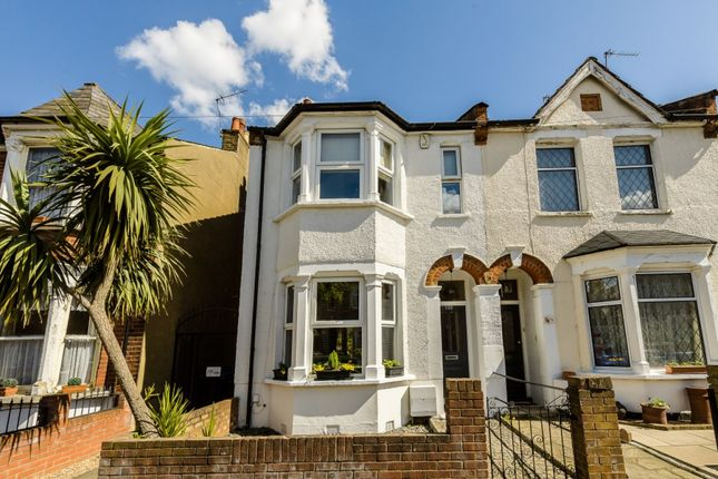 Thumbnail Semi-detached house for sale in Bertram Road, Enfield, London