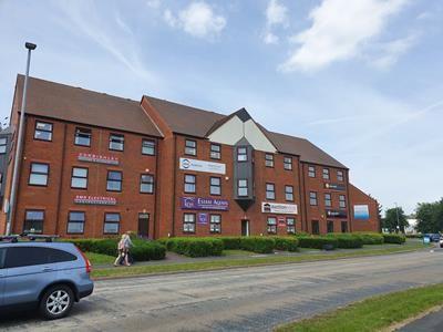 Office to let in First Floor, 5 Ridgehouse Drive, Festival Park, Hanley, Stoke On Trent