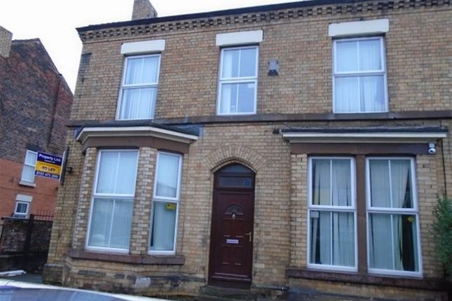 Thumbnail Property to rent in Hartington Road, Toxteth, Liverpool