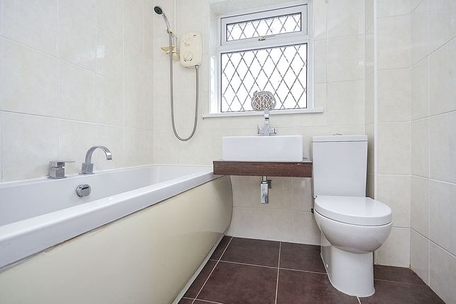Bathroom of Foxholme Road, Sutton-On-Hull, Hull, East Yorkshire HU7