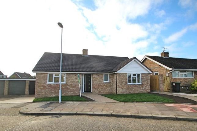 Thumbnail Detached bungalow for sale in Tamar Avenue, Worthing, West Sussex