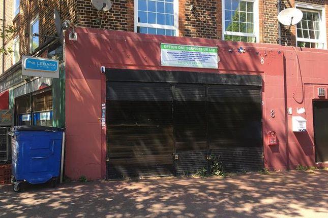 Thumbnail Retail premises to let in 8 Turnham Road, Brockley, London
