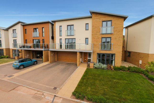 Thumbnail Detached house for sale in Plot 84 The Kelson, Marine Drive, East Teignmouth