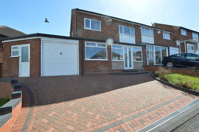 Thumbnail Semi-detached house for sale in Comsey Road, Park Farm Estate, Great Barr, Birmingham