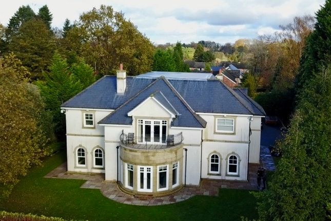 Thumbnail Detached house for sale in Yew Tree Way, Prestbury, Macclesfield