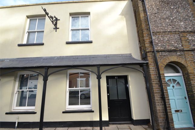 Thumbnail Terraced house to rent in High Street, Kings Langley