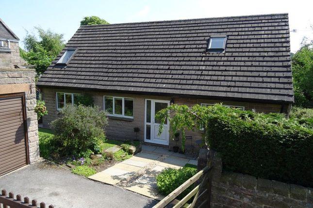 Thumbnail Detached bungalow for sale in Keeling Lane, Birchover, Derbyshire