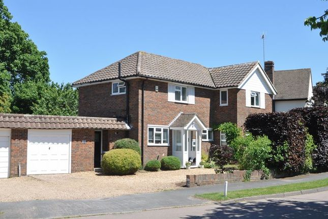 Thumbnail Detached house for sale in Taleworth Road, Ashtead