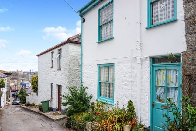 Thumbnail End terrace house for sale in 1 Clifton Hill Newlyn, Penzance