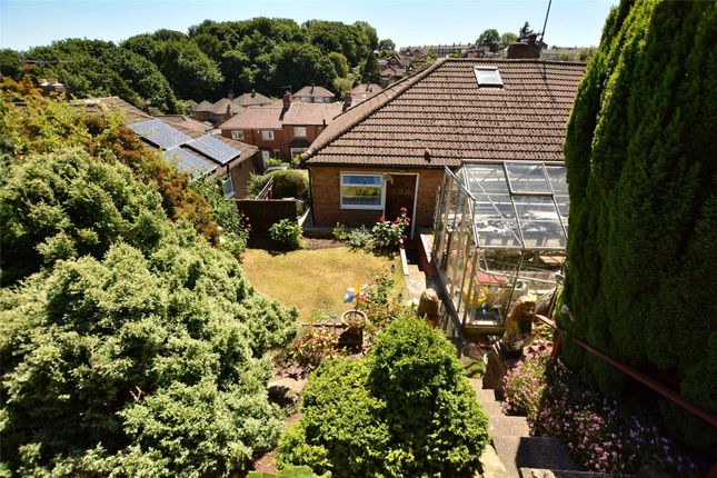 Thumbnail Semi-detached bungalow for sale in Priesthorpe Road, Farsley, Pudsey, West Yorkshire