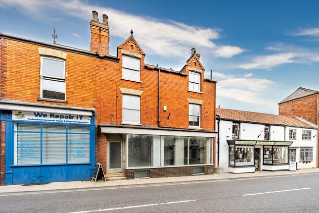 Thumbnail Retail premises for sale in Market Street, Spilsby