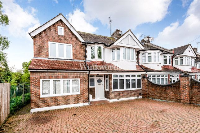 Thumbnail Terraced house to rent in Wilmer Way, London