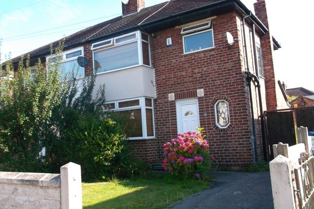 Thumbnail Semi-detached house to rent in Lydford Road, West Derby Liverpool
