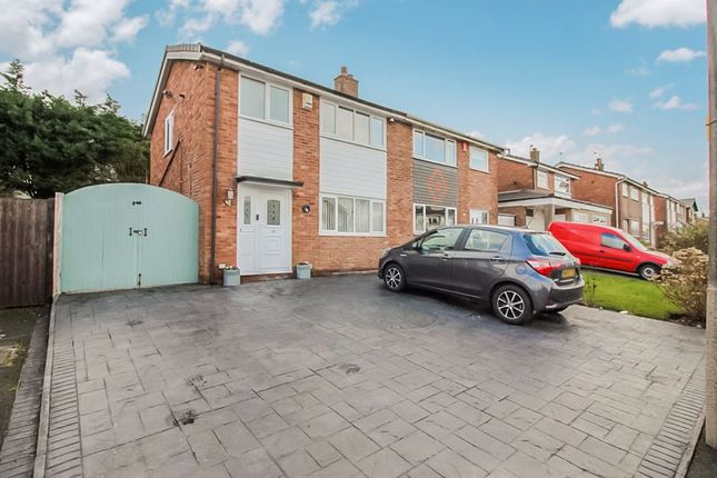 3 bed semi-detached house for sale in Lichfield Road, Radcliffe, Manchester M26