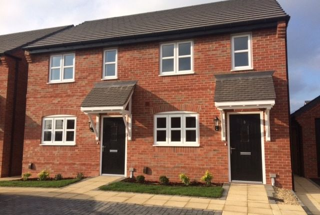 Thumbnail Terraced house for sale in Anstey, Leicestershire