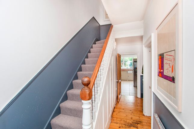 Thumbnail Terraced house to rent in Claremont Road, Highgate