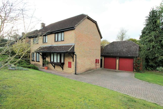 Thumbnail Detached house for sale in The Sycamores, Felden, Hemel Hempstead