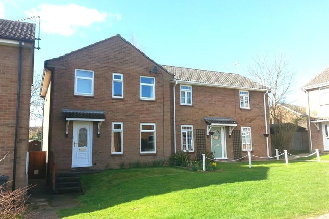 3 bed semi-detached house for sale in Edwards Walk, Earith, Huntingdon