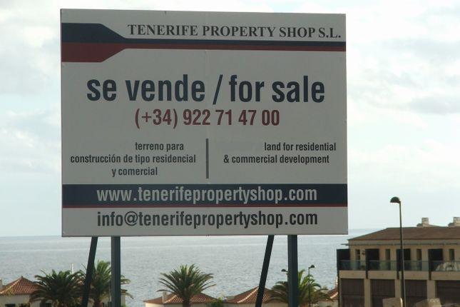 Thumbnail Land for sale in Amarilla Golf, Tenerife, Spain